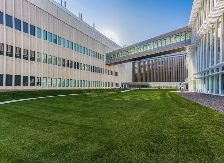 VA's newest campus opens in Aurora, CO, featuring a state-of-the-art Spinal Cord Injury and Disorders Center.