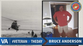Bruce Anderson - Veteran of the Day