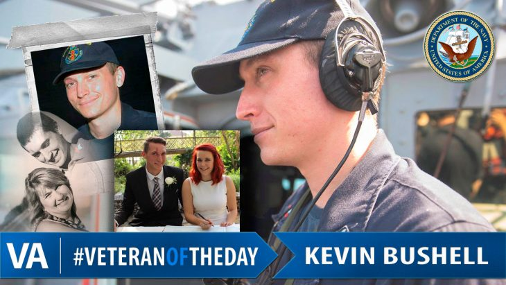 Kevin Bushell - Veteran of the Day