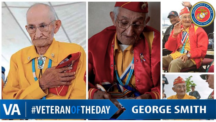 George Smith - Veteran of the Day