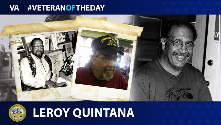 Veteran of the Day graphic