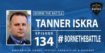 Tanner Iskra - Borne the Battle