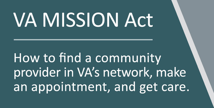 MISSION Act Find Provider.