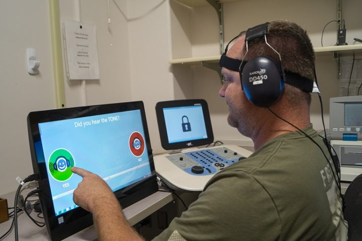 VA is making it easier for rural Veteran to access audiology.
