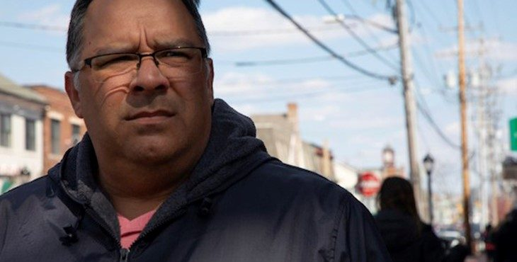 """Roger Rodriguez sought treatment for PTSD, and is finally """"good"""" again."""
