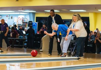Wilma Gregory bowls