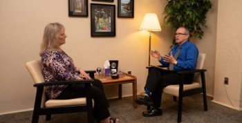 VA psychologists work with Veterans to improve their well-being.