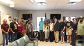 New Orleans VA and VFW recently honored POW/MIA service members with missing man table celebration.