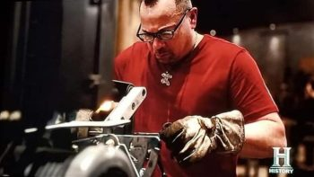 Fermin Lopez used forging to heal from PTSD.