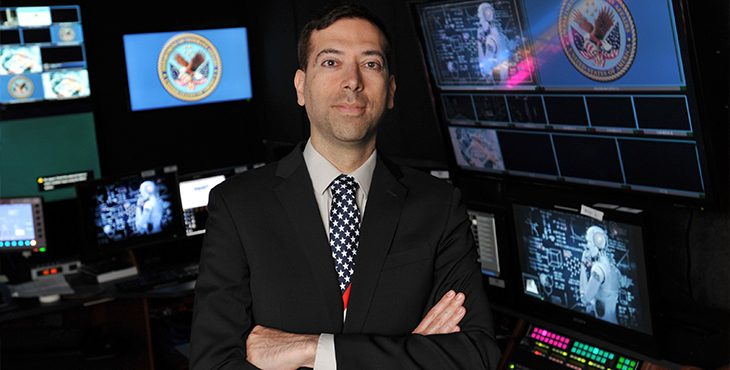Dr. Gil Alterovitz is the new director of AI at VA.