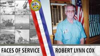 Robert Lynn Cox served in the Army during the Vietnam War.
