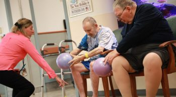 Recreation Therapy with VA's Motivation to Move.
