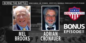 Bonus BtB episode featuring Adrian Cronauer and Mel Brooks.