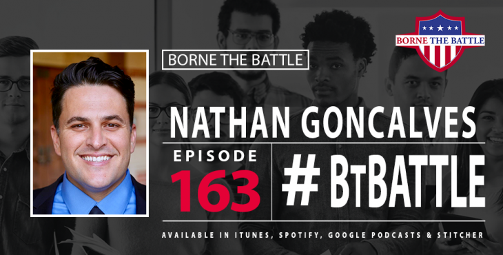 The story of Nathan Goncalves' perseverance.