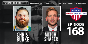 BtB podcast conversation with Mitch Shafer and Chris Burke.