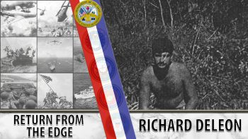 Vietnam Veteran Richard DeLeon is this week's AVS.