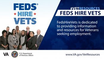Feds Hire Vets is your single site for Federal employment information for Veterans, transitioning military service members, their families, and Federal hiring officials.