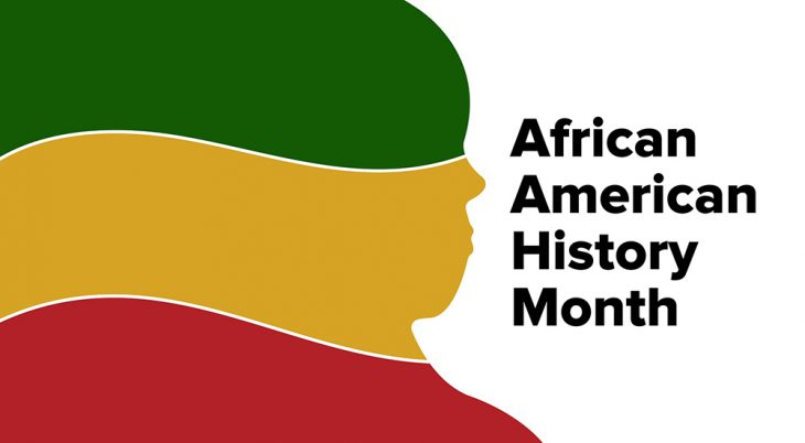 African American History Month graphic