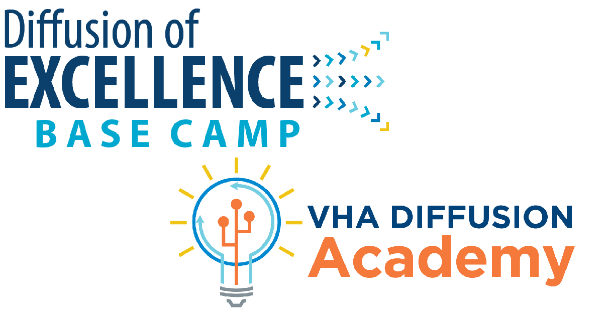 Innovation Spreads at Diffusion of Excellence Base Camp and VHA Diffusion Academy - VAntage Point