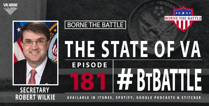 Borne the Battle - Ep. 181 - The State of VA