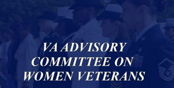 VA Advisory Committee on Women Veterans