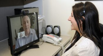 Many of the Milwaukee VA Medical Center's providers in Primary Care, Mental Health and other specialties use telehealth to connect with their patients.
