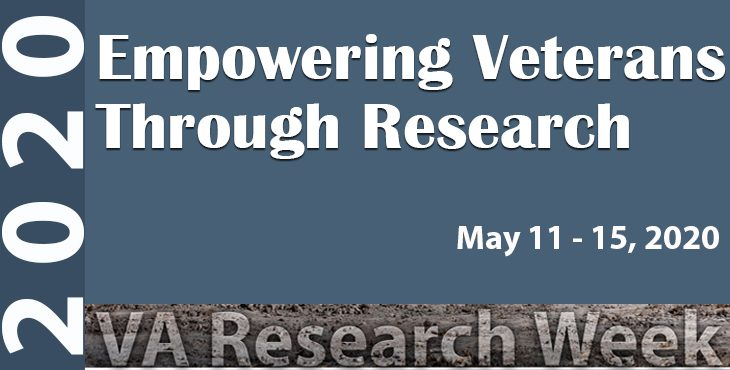 2020 National VA Research Week