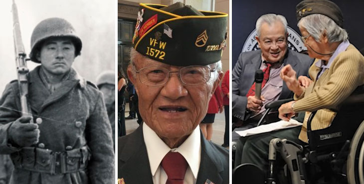 Asian American and Pacific Islander Veterans have received Congressional Gold Medals for their service.