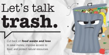 People can cut food waste by following several tips.