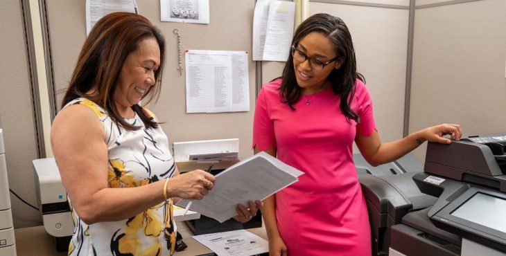 Enjoy education opportunities with a VA Career for military spouses.