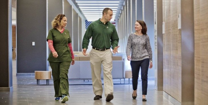 VA offers competitive benefits and a community for transitioning military personnel looking for their next careers.