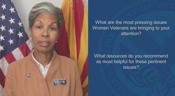 Women Together: Veterans Experience Live was held June 30, 2020 to have a conversation with women Veterans and offer answers, resources and more.