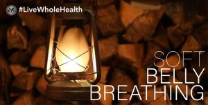 Live Whole Health #62: How to breathe like a baby in just 5 minutes