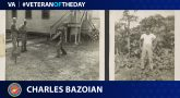 Marine Corps Veteran Charles Bazoian is today's Veteran of the Day.
