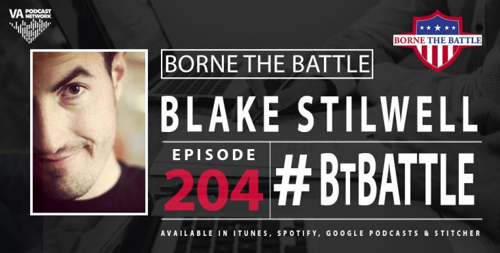 Air Force Veteran Blake Stilwell shares his story of starting his career as a combat photographer and eventually becoming a professional writer for Military.com.