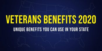 State representatives provided VA the most unique or newest benefit for Veterans, part of a five-part series. Below is a list of the benefits in alphabetical order by state.
