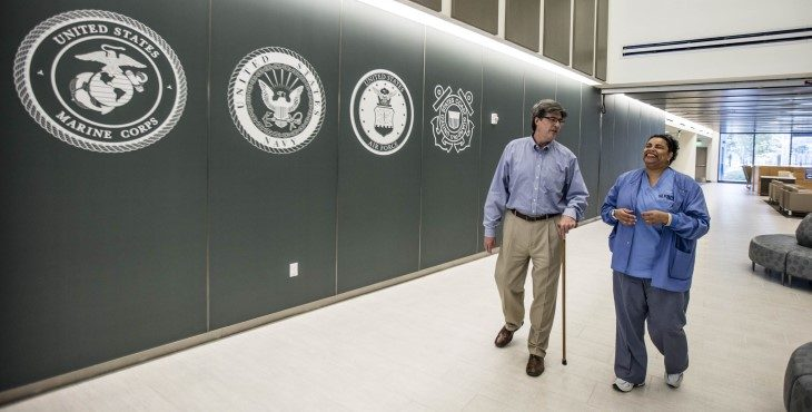 Employees with disabilities will find support and camaraderie with a VA Career.