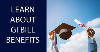 Veterans can learn more about GI Bill benefits they've earned through a new three-part series just released.
