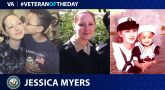 #VeteranOfTheDay Navy Veteran Jessica Myers