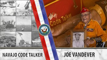 Vandever Code Talker AVS for VA