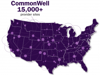 CommonWell added to network locations