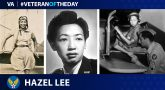 Army Air Forces Veteran Hazel Lee is today's Veteran of the Day.