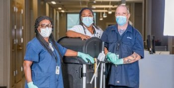 Learn more about a VA Career as a custodial worker.