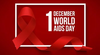 World AIDS Day graphic banner