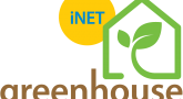 iNET Greenhouse Logo