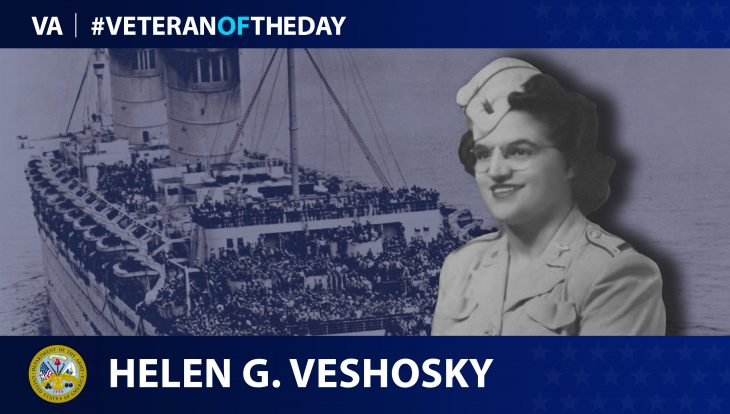 Veteran of the Day...Helen Girardi Veshosky