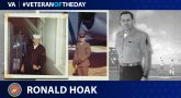Marine Corps Veteran Ronald Hoak is today's Veteran of the Day.