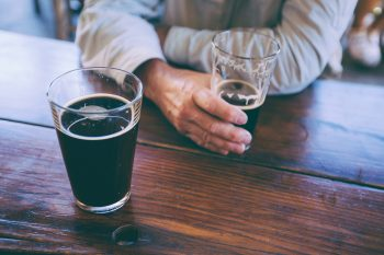 A large genetic study identified a gene linked to risk of alcohol-related cirrhosis. (Photo: ©iStock/va103)