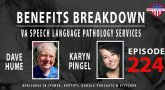 BtB Benefits Breakdown on Speech Language Pathology.