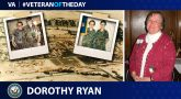 Navy Veteran Dorothy Angela Ryan is today's Veteran of the day.